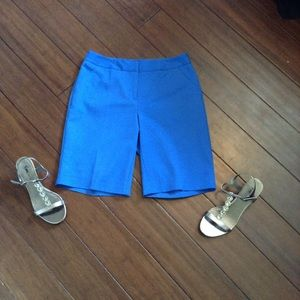 Blue Bermuda Shorts!